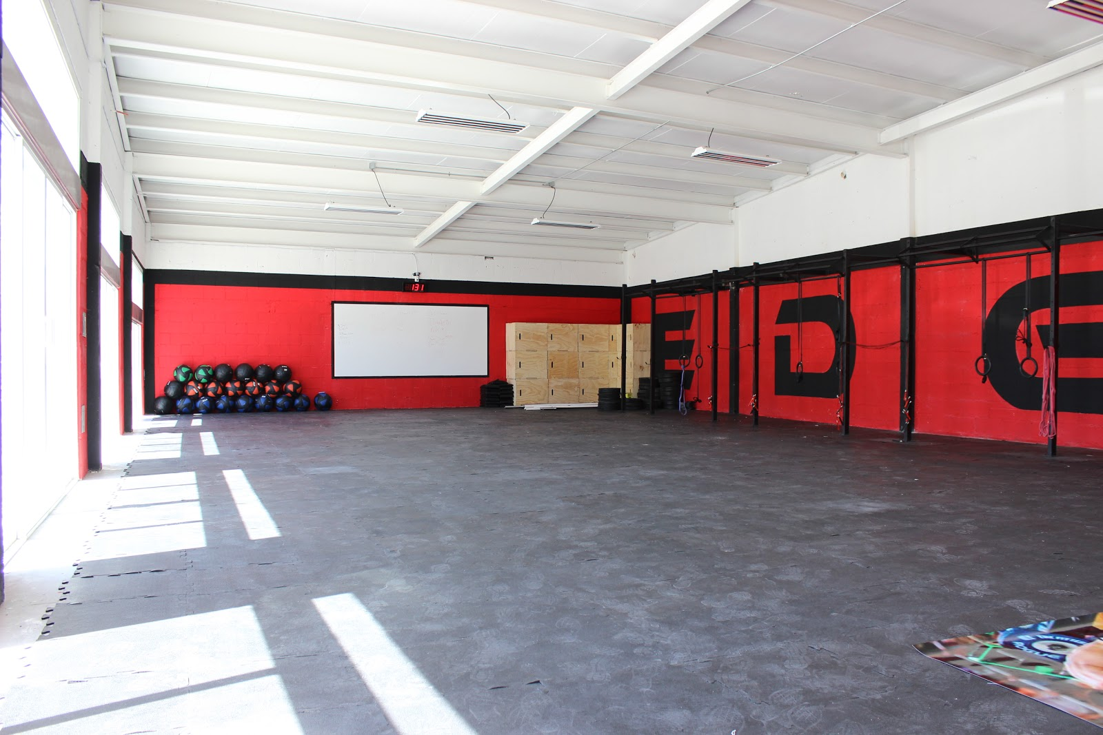 EDGE Centro Sur CrossFit Queretaro. - photo